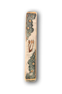 Mezuzah Case Pomegranate Model